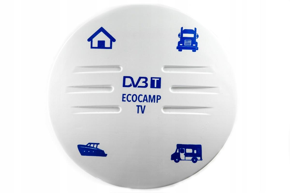 Antena ECOCAMP DVB-T tir jacht dom kamper