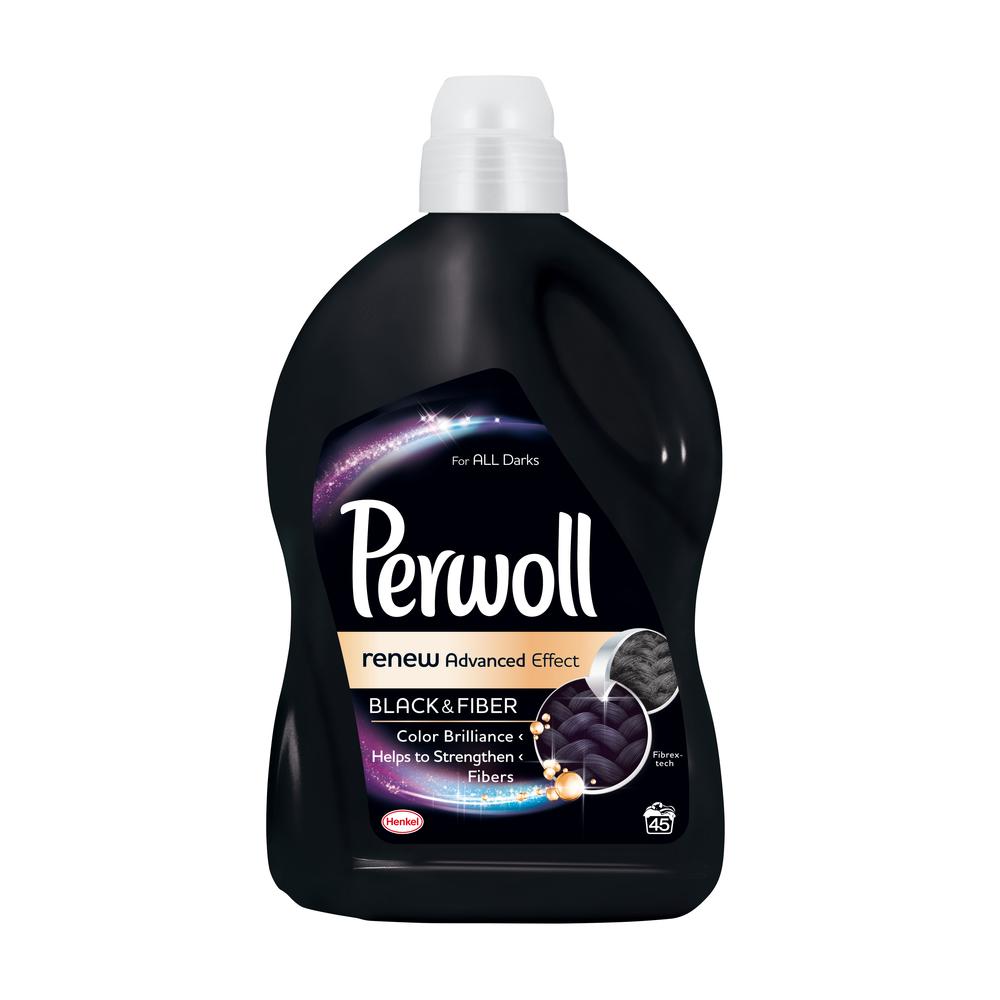 PERWOLL Black жидкость для стирки черных тканей 2,7 л