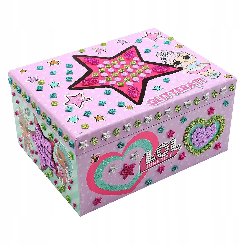Lol prekvapenie darčeková krabička prekvapenie box 593