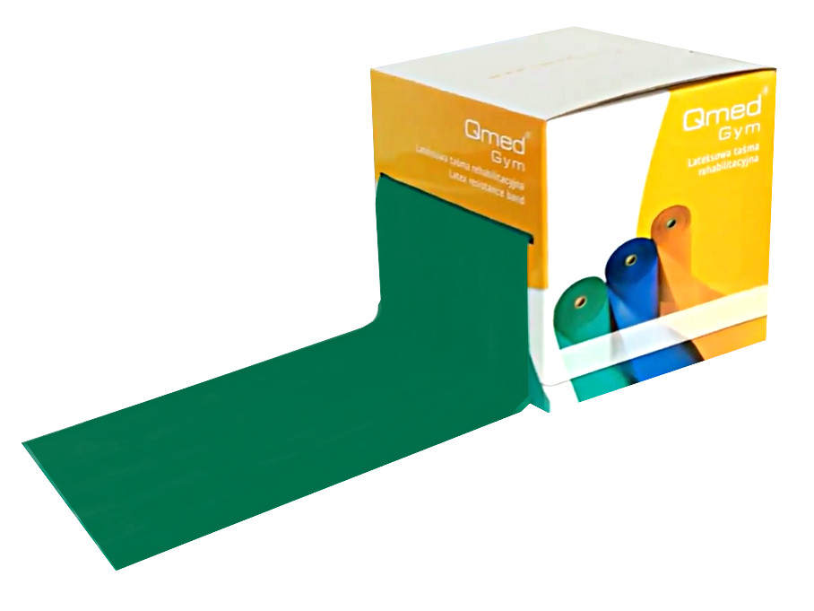 Rehabilitačná guma Cvičenie pásky 2,5 m