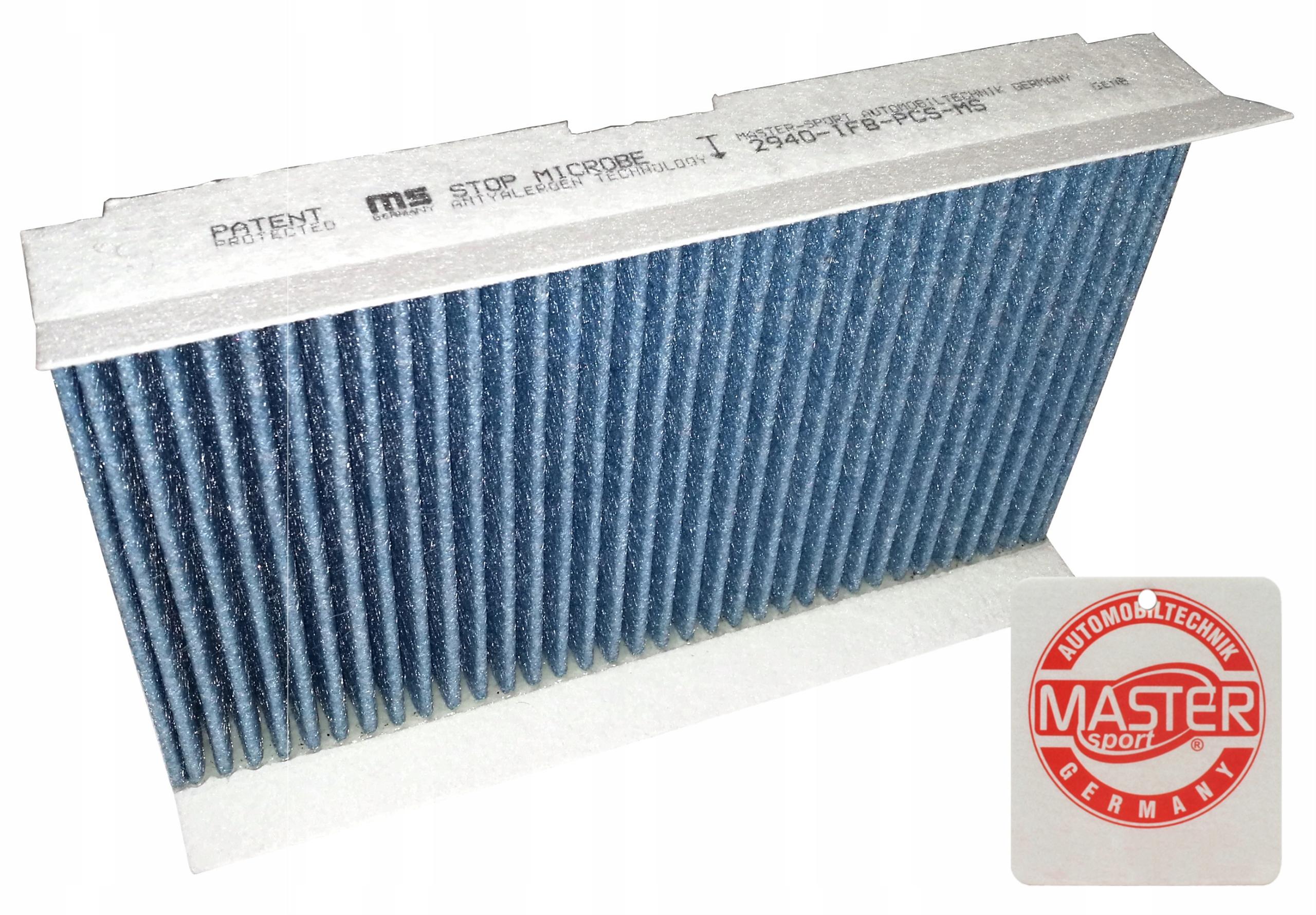 фильтр кабины anti-smog k1093a к citroen c3  c4