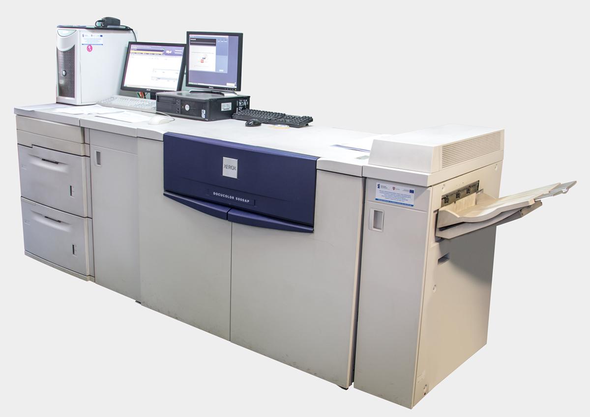 Farebný tlačový systém - Xerox DC5000AP - BARGAIN