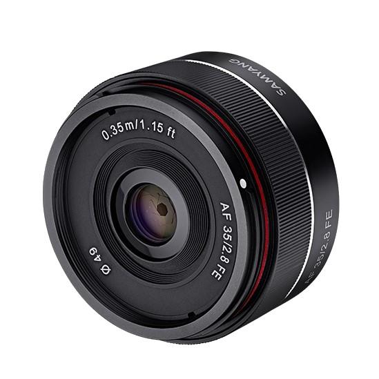 Item Company the samyang 35mm F2.8 AF Sony E-mount RIMEX MONEY