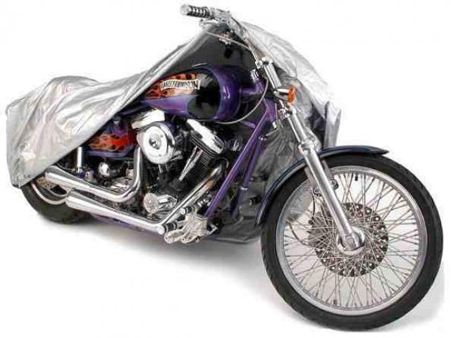 чехол на двигатель или велосипед большой крепкий 200x100