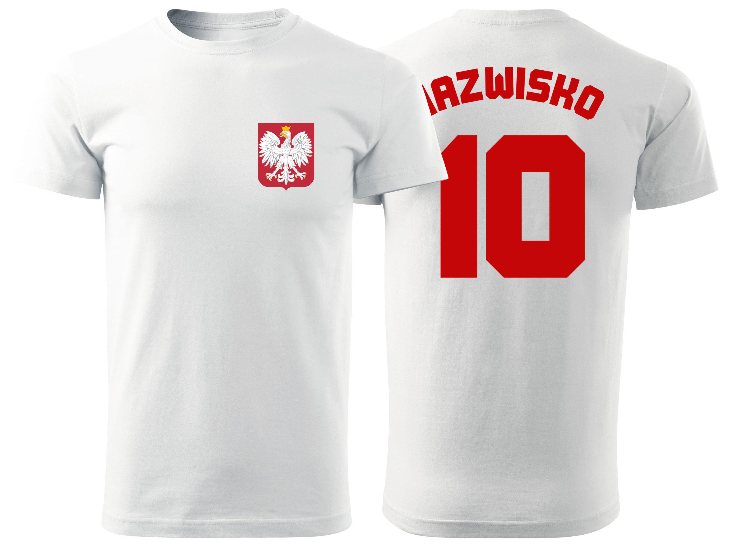 Tričko vaše košele Tlač Poľsko XL!
