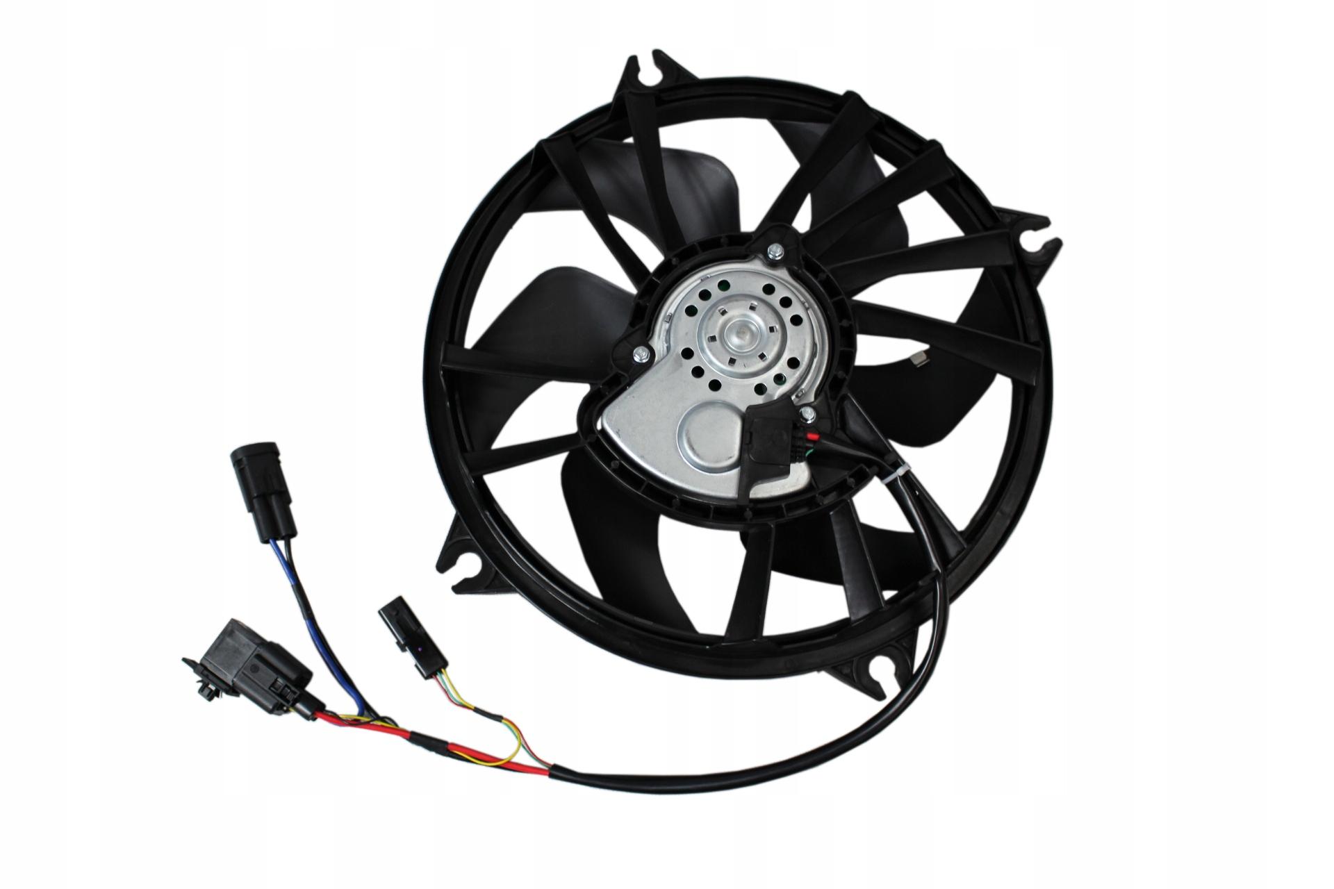 peugeot 407 20hdi 22hdi вентилятор модуль 1253r9