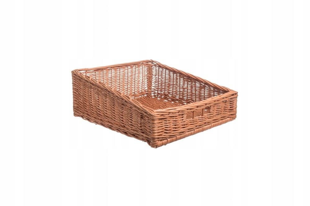 Poľsko Prútený košík pre expozície na chlieb