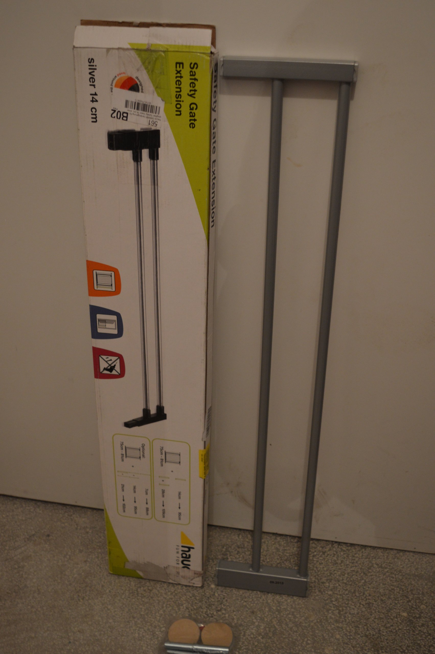 HAUCK 14cm rozšírenie pre bránu METAL 596968