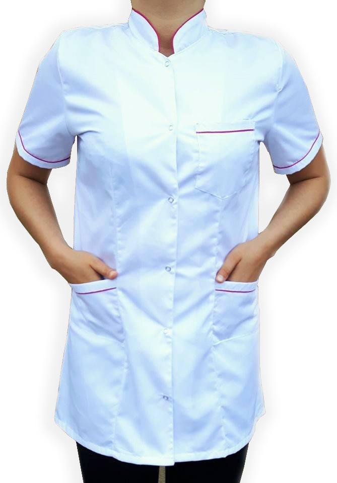 Lekárske zástery Kozmetické Biele Spa Výrobca L