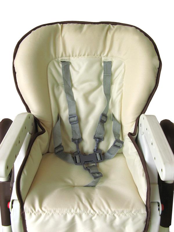 Rovnátka, pásy pre detskú stoličku