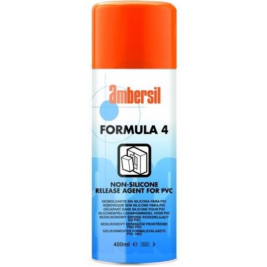 Ambersil Formula 4 distribútor pre PVCless.