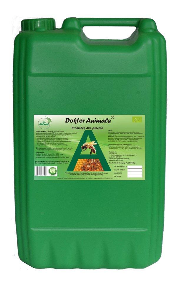 Doctor Animals Emy для пчел Пробиотик 20л
