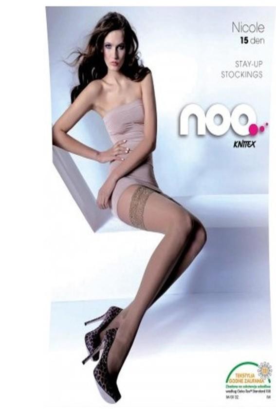 Knittex Pończochy Nicole ROZM.3 Kolory