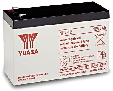 Batéria YUAS NP7-12 12V 7AH
