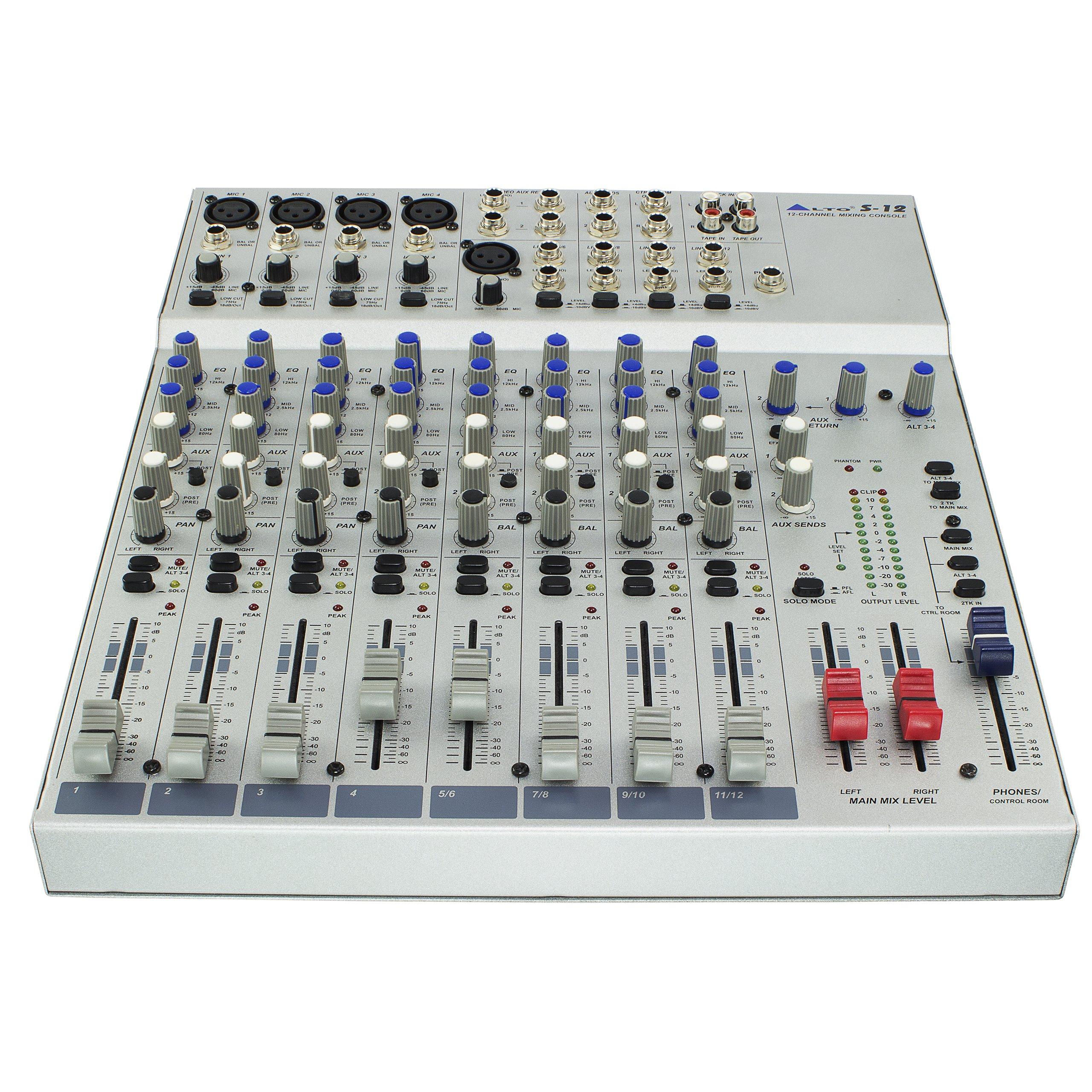 Item Alto S12 mixer 12 channel studyjno-outdoor