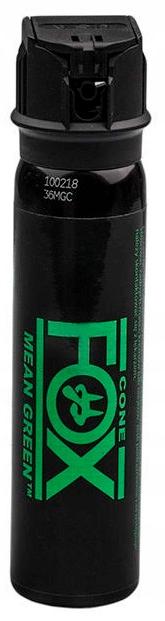 Pepřový sprej FOX LABS Zelená kužeľ hmly 89ml G013