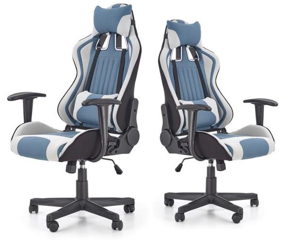Кресло молодежное CAYMAN игровое вращающееся Высота мебели 128 см.