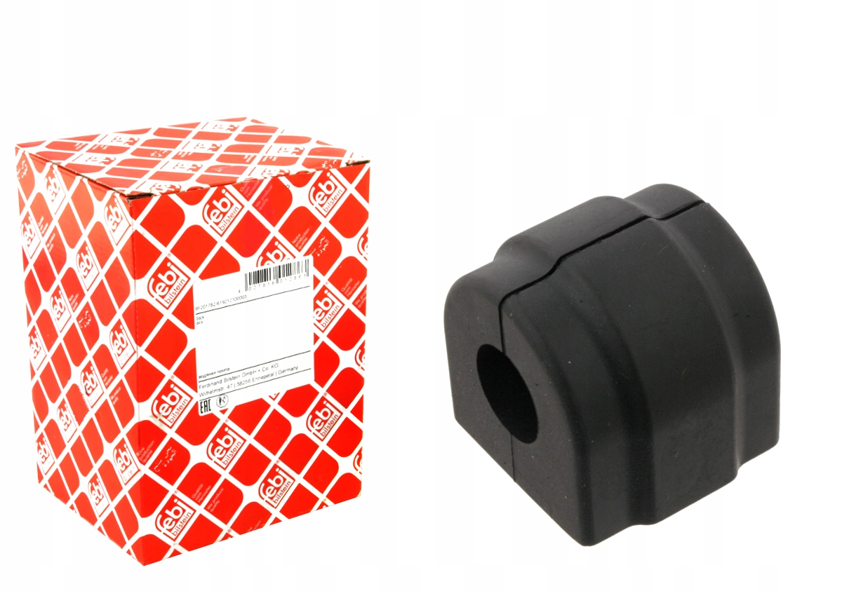 резина стабилизатора bmw e46 вперед 24mm febi bilstei