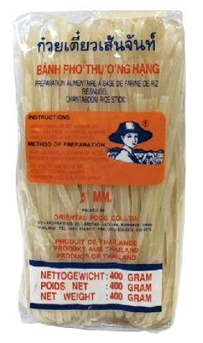 Makaron ryżowy 5 mm - 400g - Tajski