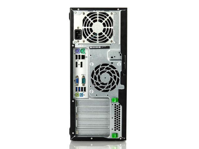 HP EliteDESK 600 G1 i5-4570 3.6 120SSD+500 8 W10P Model 600 G1