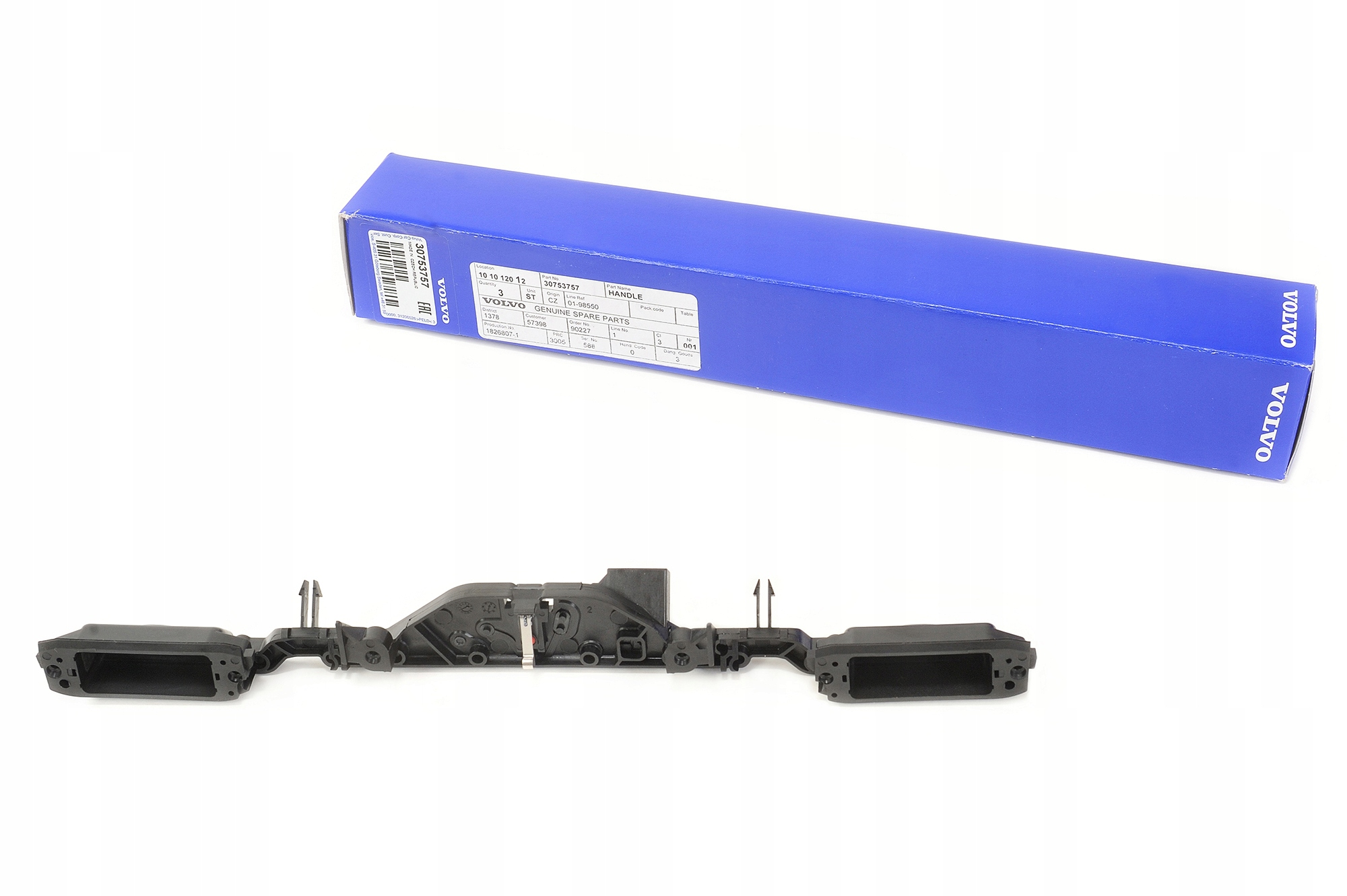 mikrostyk крышки багажник volvo s40 ii v50 oe
