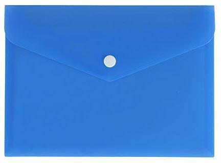 Item Kopertowa folder A4/PP satin Biurfol blue