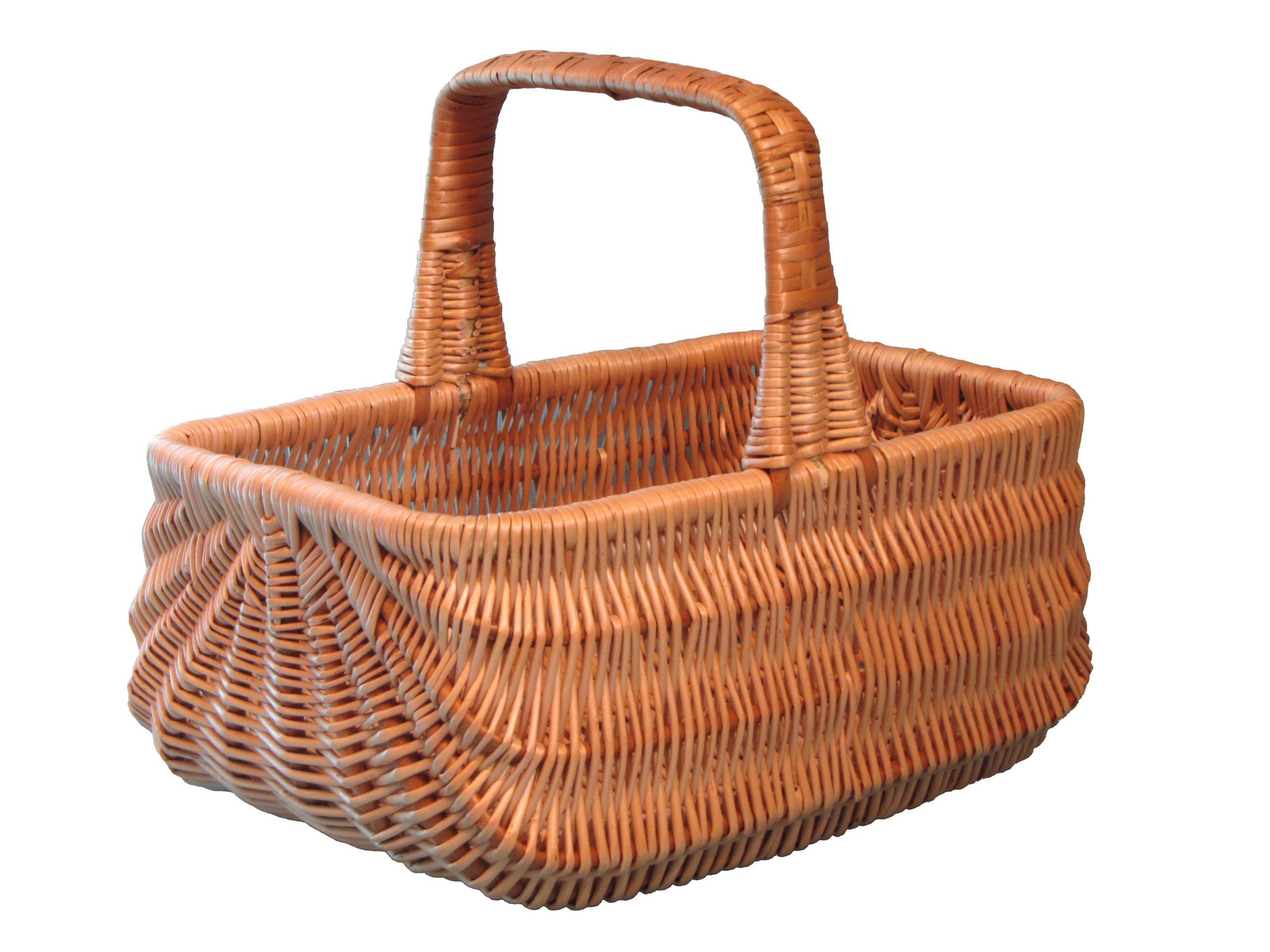 1a97761f6ab3b8 Kosz na zakupy WIKLINA koszyk na grzyby PREZENT 42 5755048206 - Allegro.pl