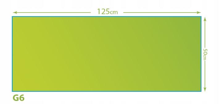 Maľba na skle ZVIERATÁ Kone Kone 125x50 Výška (cm) 41 - 50