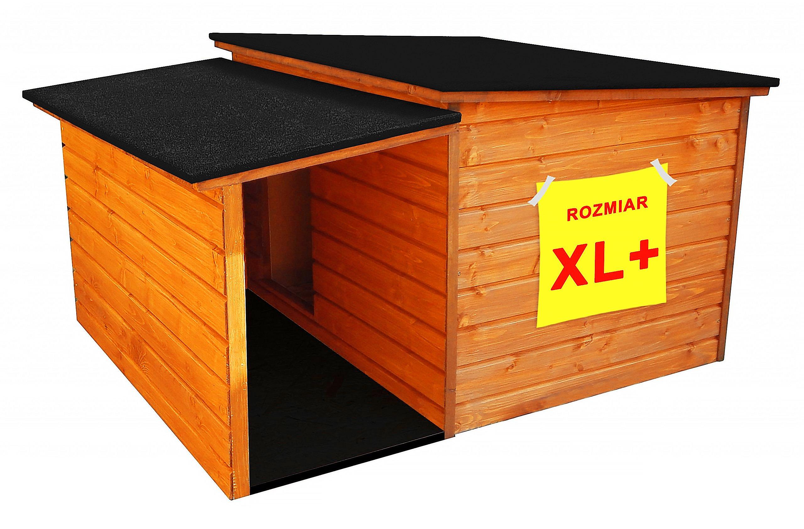 DUŻA BUDA LEGOWISKO KLATKA DLA PSA KOJEC+KARMA XL+