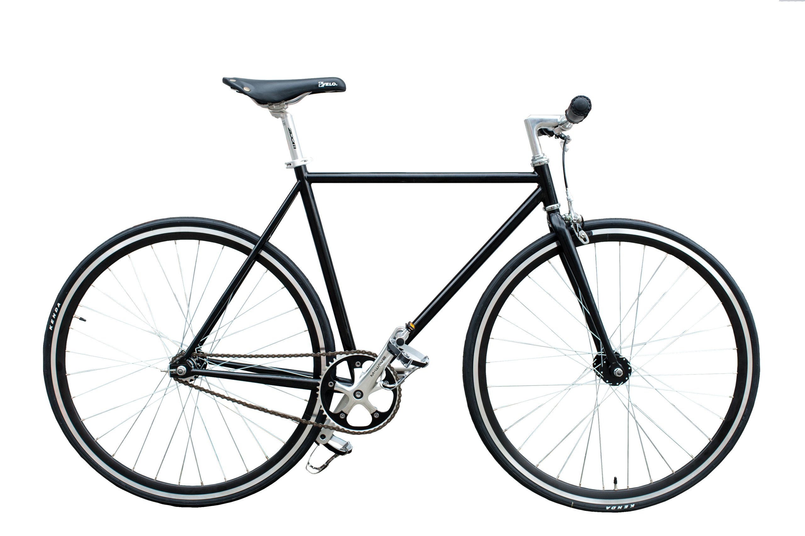 Woo Hoo bicykel, Bicykle Klasické Čierne, hot Kolesá 19''