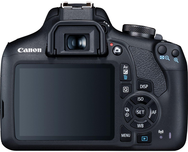 Купить CANON EOS 2000D 18-55 III + 70-300 + GRATISY на Otpravka - цены и фото - доставка из Польши и стран Европы в Украину.
