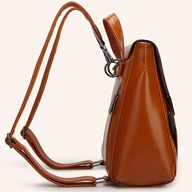 Elegancki modny plecak torebka H255
