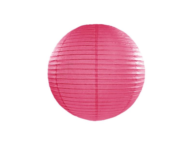 LANTERS LAMPHERSHAFERS 35CM Dark Pink Lap35-006