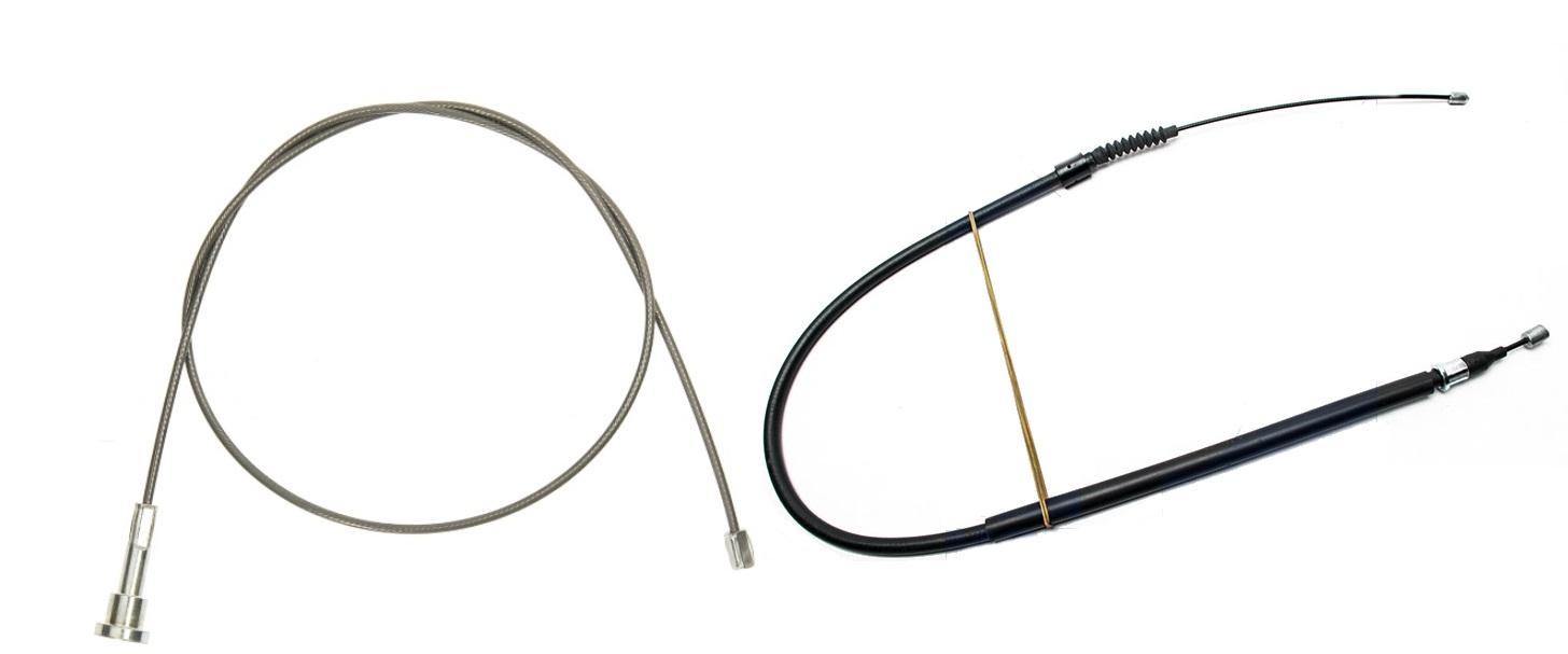 opel corsa c ссылки тормоза ручной комплект l+p