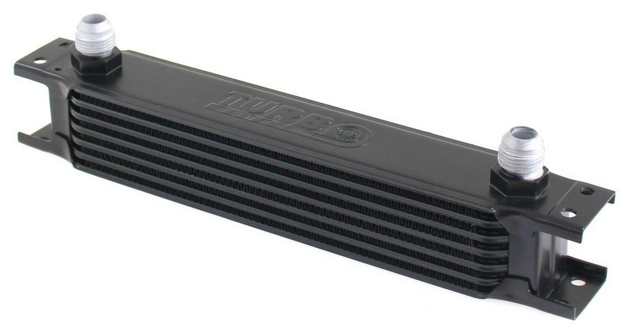 радиатор масла 7 рядов 260x50x50 an10 turboworks