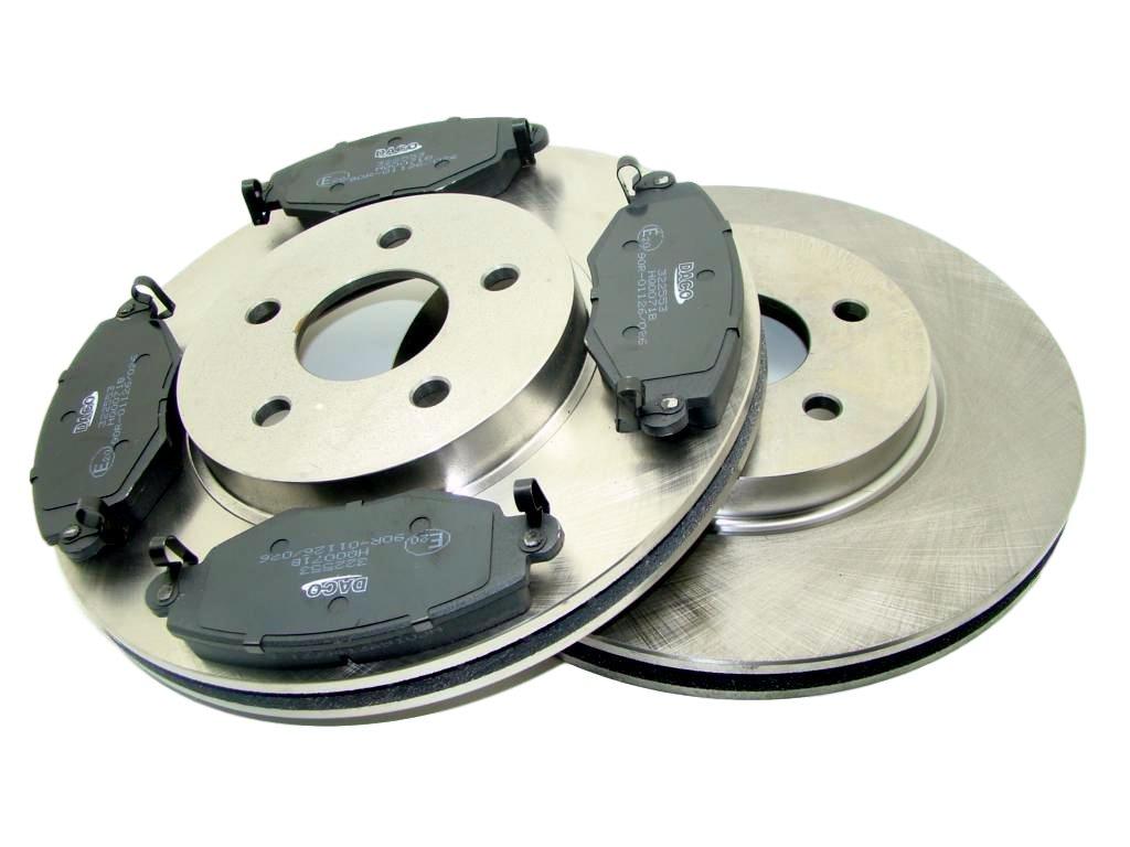 диски + колодки вперед ford mondeo iii mk3 2000-