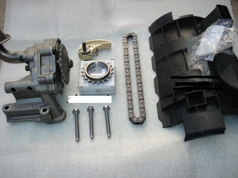 Масляный насос 1.9 2.0 TDI VW SKODA ремкомплект