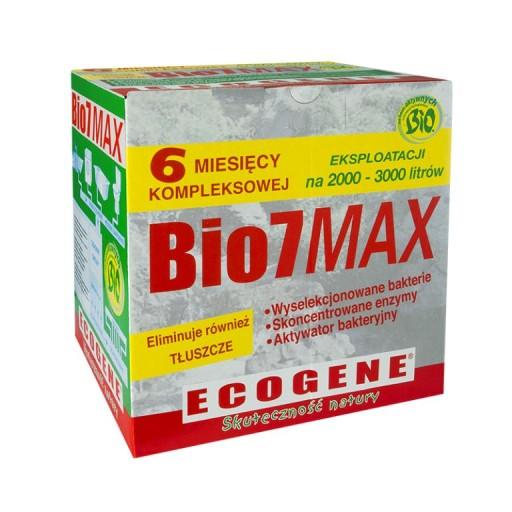 Bio7 MAX 1 kg Baktérií na čistenie odpadových ORIGINÁL