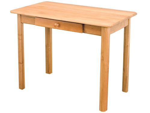 MASÍVNE 80x80 stôl so zásuvkou farby na DARČEK stôl