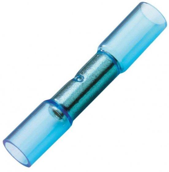 СОЕДИНИТЕЛЬ 1,5-2,5 трубка термоусадочная пленка клей Blue2686