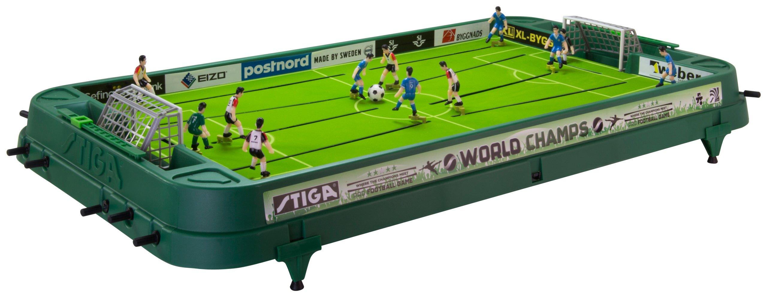 Stiga Svet Champs Table Futbal, propagácia hry !!!