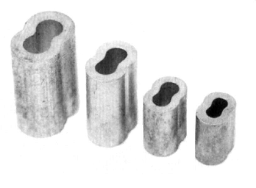 Svorky na 5 mm odkazy. (509)