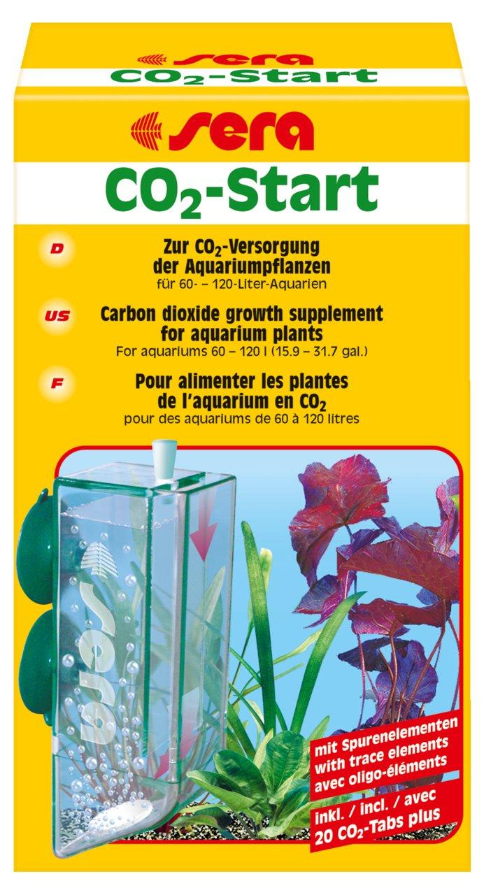 SERA CO2-START KIT JE PRIPRAVENÝ NA HNOJENIE CO2