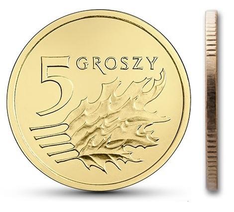 5 гр. пенни 2020 MW монетный двор