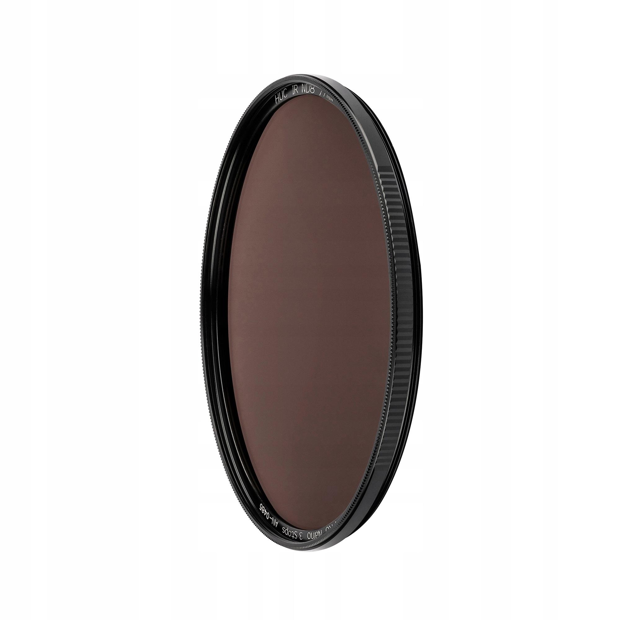 Šedý filter NISI HUC PRO NANO IR ND8 (0,9) 62 mm