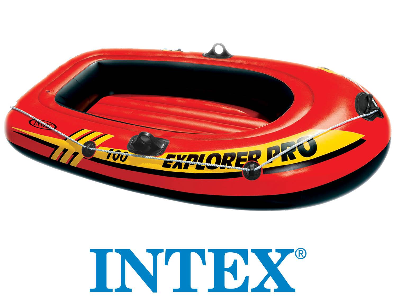 Купить ponton EXPLORER PRO 100 160X94X29 Intex 58355 на Eurozakup - цены и фото - доставка из Польши и стран Европы в Украину.