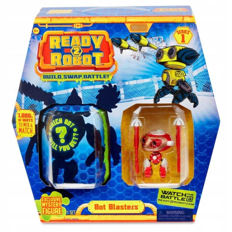 MGA Ready2bot Bot Blaster Diphers Style 2