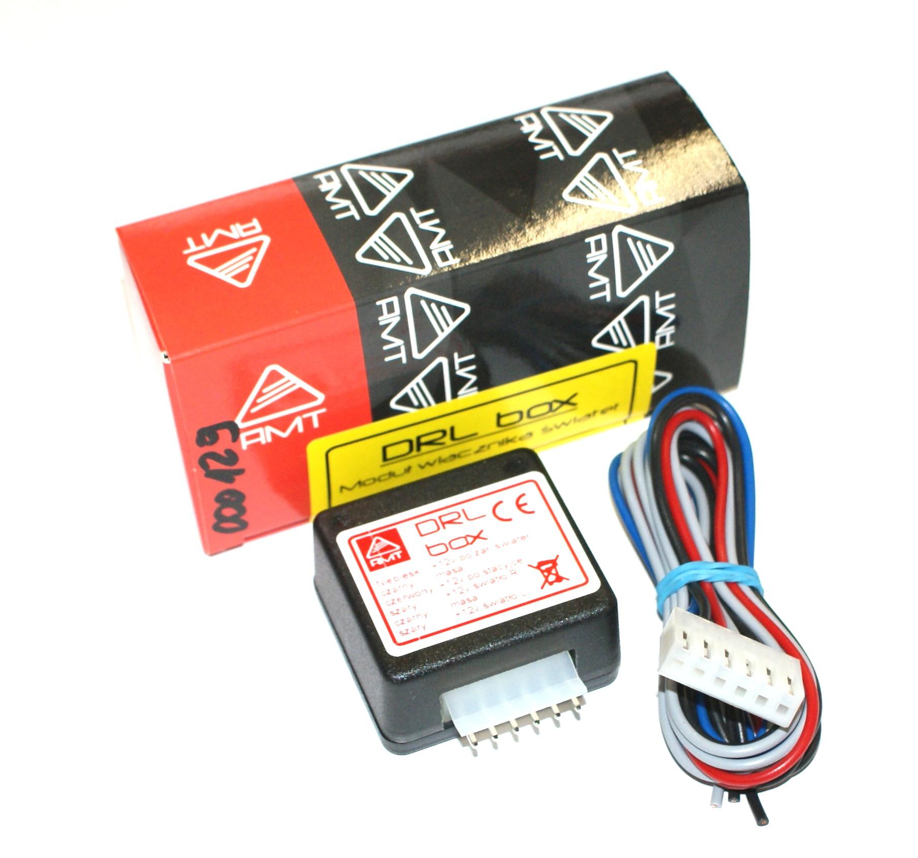 автоматический выключатель света ставки drl box
