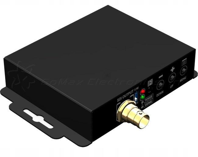 Купить GMX РЕЗЮМЕ-903S Конвертер Скалер VGA на 3G HD SD SDI на Otpravka - цены и фото - доставка из Польши и стран Европы в Украину.
