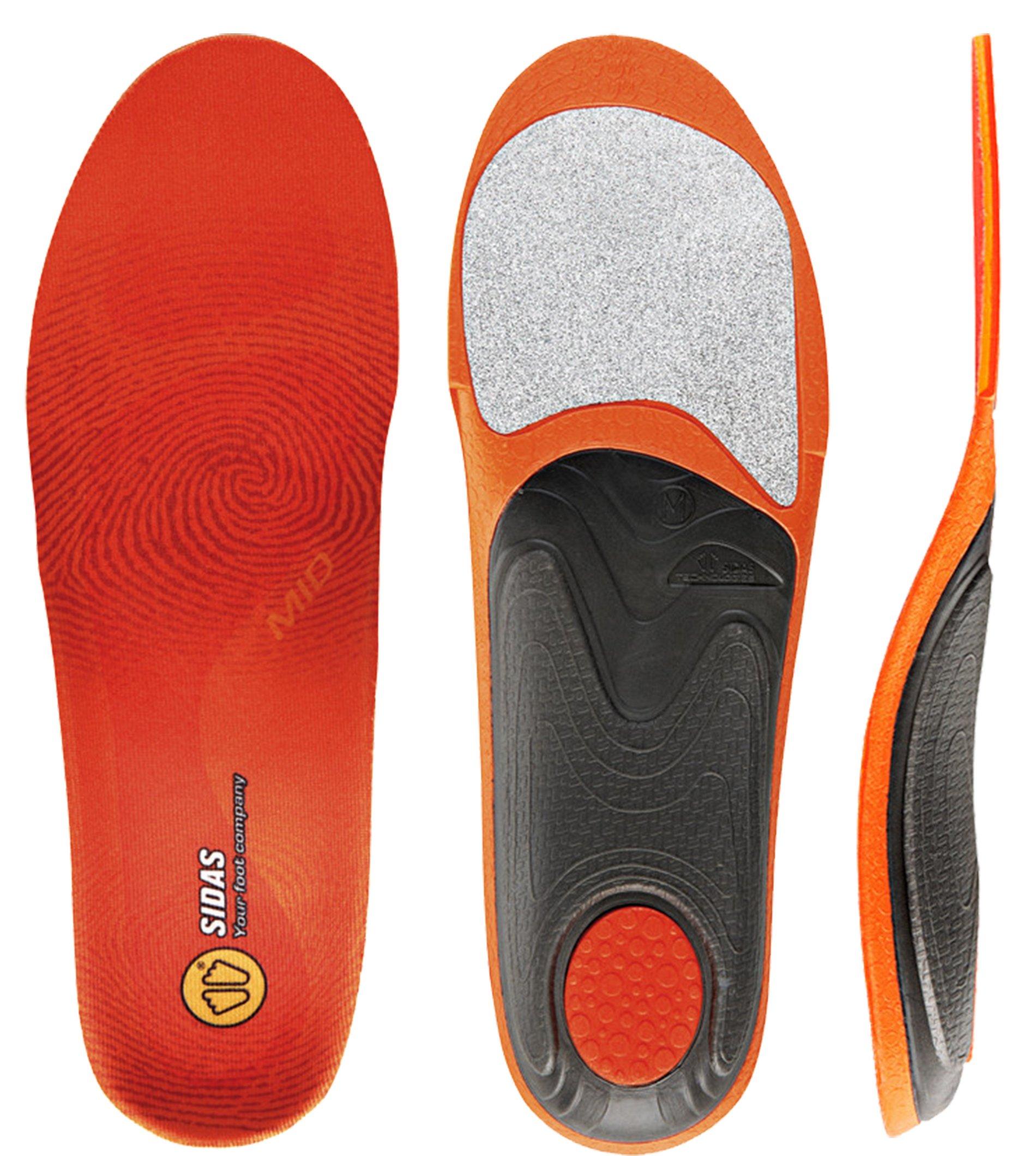 Vložky pre topánky SIDAS Zimné 3Feet Polovice XXL 46-48